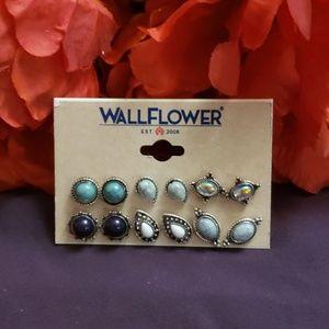 12 stone earrings